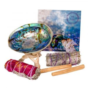 Smudge Kit Abalone Snell